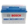Bosch S4 Silver 6СТ-72R+ (0092S40070)