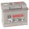 Bosch S5 Silver Plus 6СТ-63L+ (0092S50060)