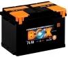 ENERGY BOX » Емкость 74R+ (Ah)