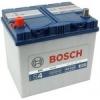 Bosch S4 Silver azia 6СТ-60L+(0092S40250)